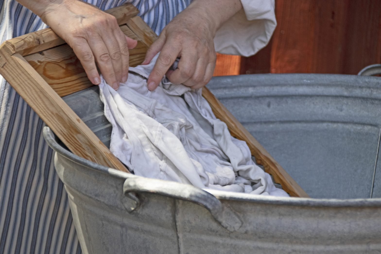 De ergste huishoudelijke klussen in de 19e eeuw