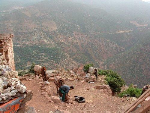 De geschiedenis van het Berbers volk